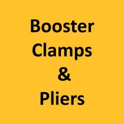 Booster Clamps / Pliers